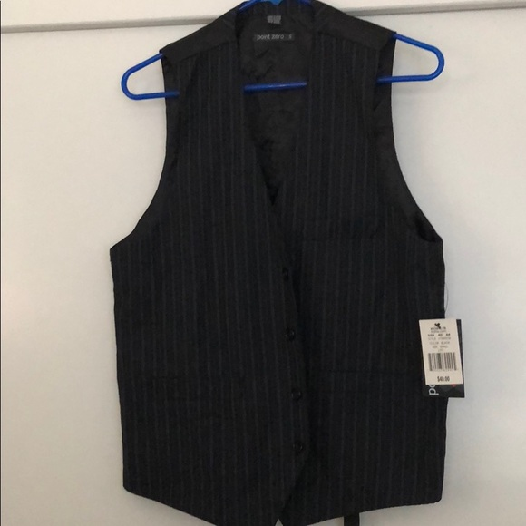 Point Zero Other - Men's small Point Zero vest! New with tags !
